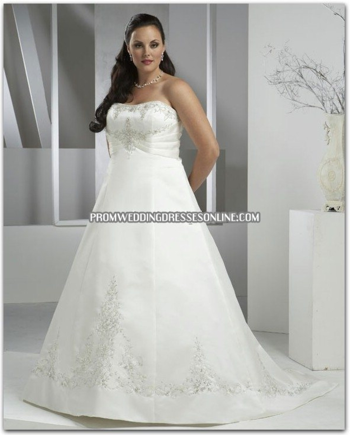 Bargain Bridal Gown